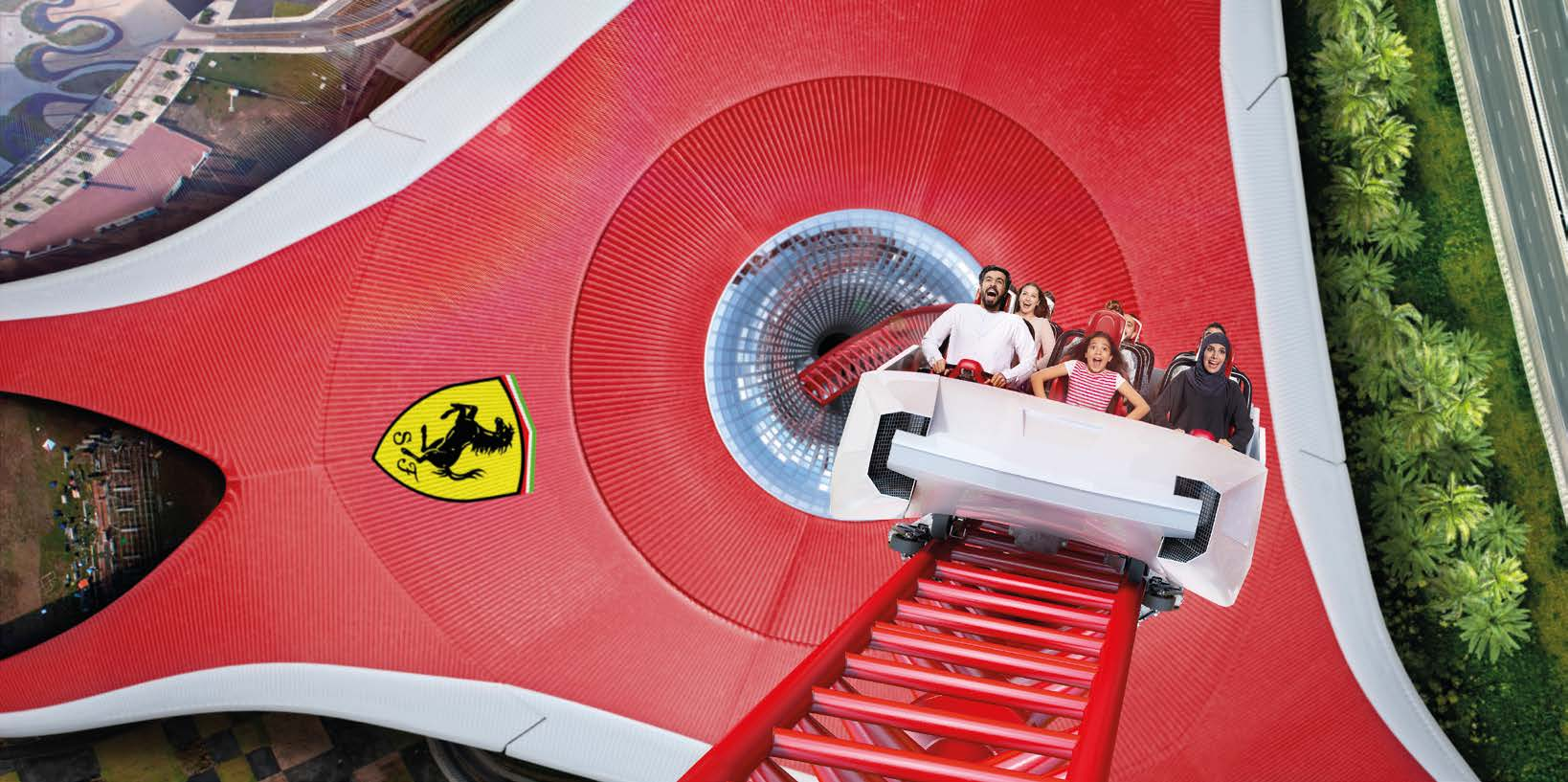 This image has an empty alt attribute; its file name is Ferrari-World-Abu-Dhabi__1.jpg