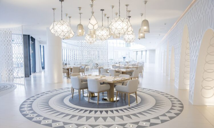 White Restaurant, Jumeirah at Saadiyat Island Resort