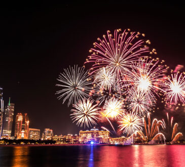 New Year's Eve Offers Abu Dhabi