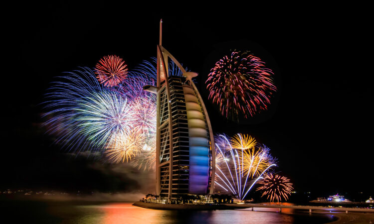 New Year's Eve Offers Dubai