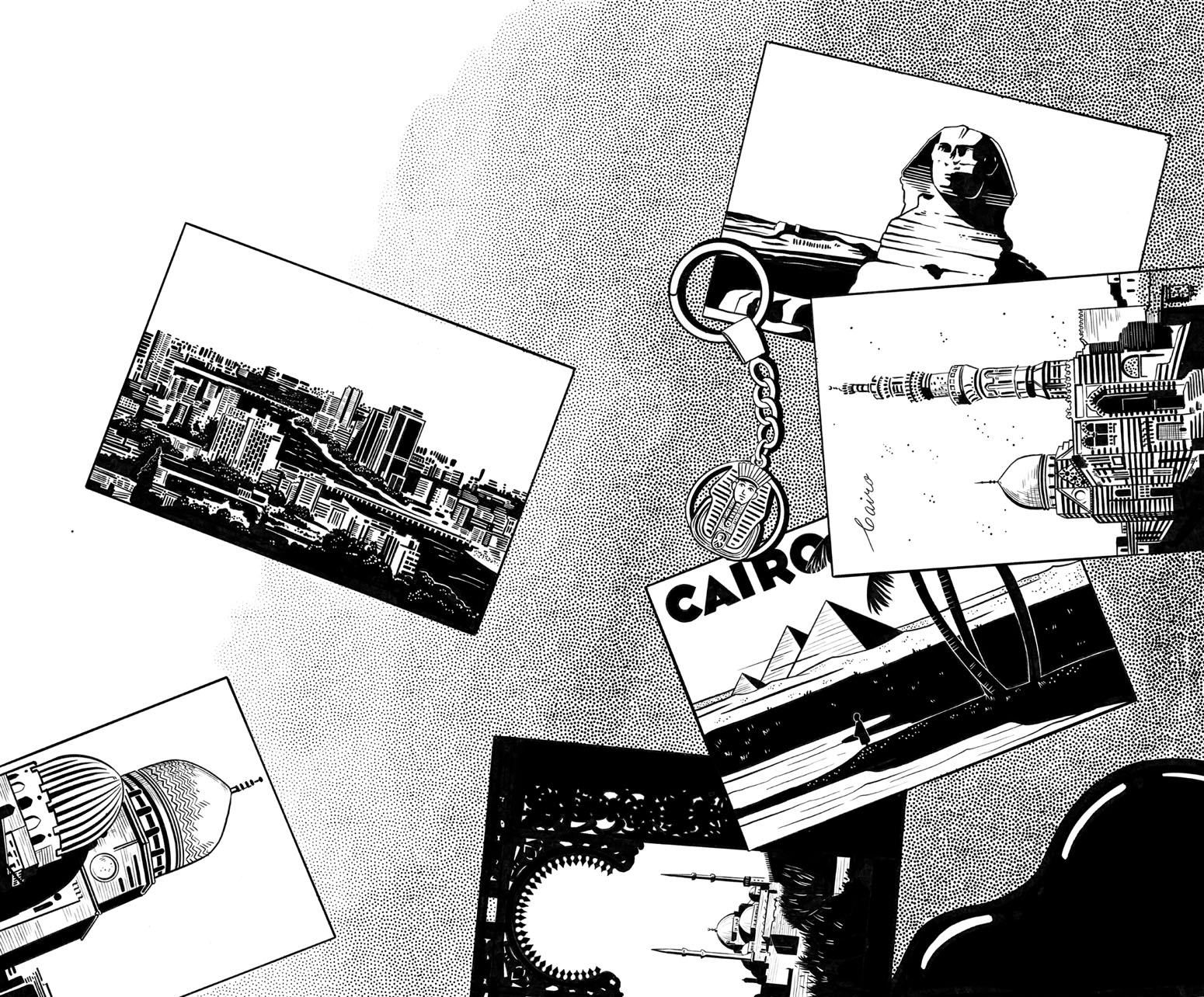Cairo Illustrated: Stories from Heliopolis